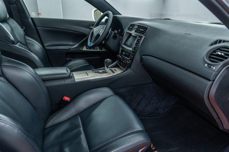 2010 Lexus ISF - powłoka ceramiczna i folia ochronna PPF - Radom, Kielce