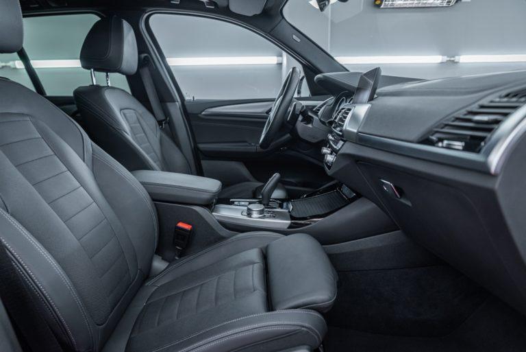 BMW X3 - powłoka ceramiczna - Radom, Kielce
