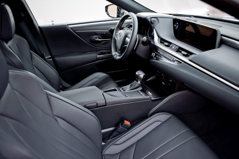 Lexus ES300h czarny - powłoka ceramiczna - Radom, Kielce