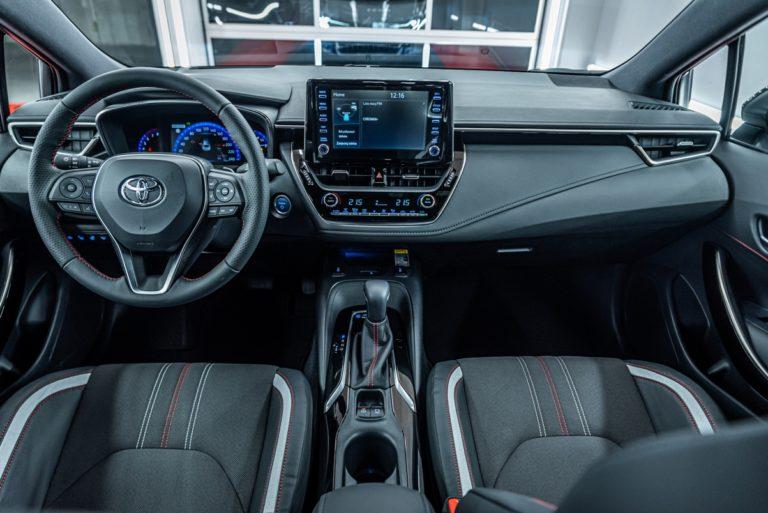 Toyota Corolla GR Sport Hybrid - powłoka ceramiczna - Radom, Kielce