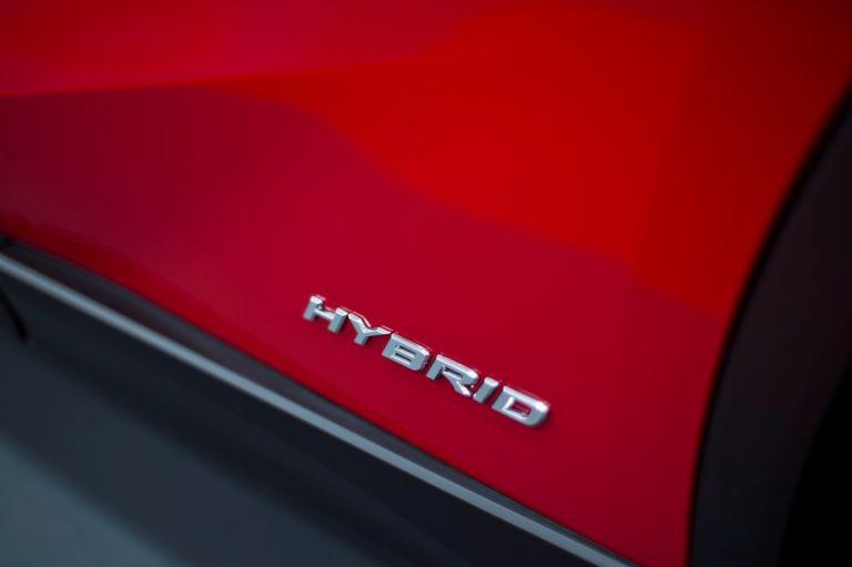 Lexus UX250h czerwony - powłoka ceramiczna - Radom, Kielce