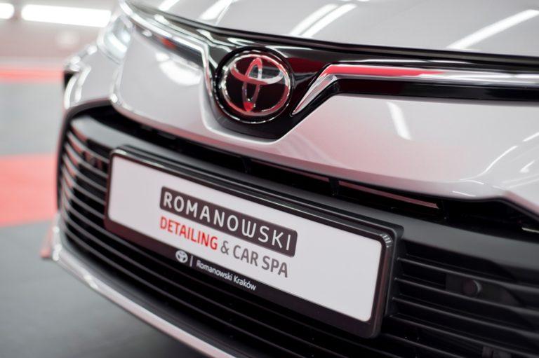 Toyota Corolla Sedan - powłoka ceramiczna - Radom, Kielce