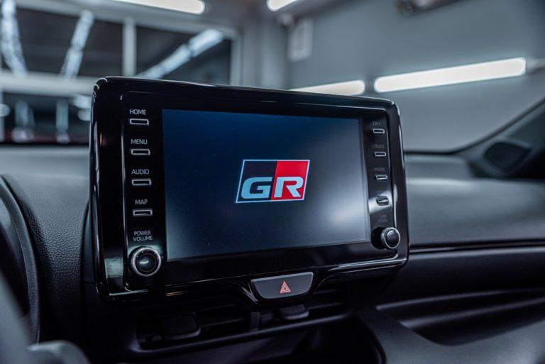 Toyota GR Yaris - mycie detailingowe - Radom, Kielce