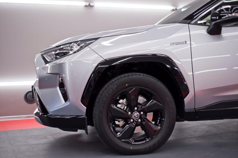 Toyota RAV4 Selection - powłoka ceramiczna - Radom, Kielce