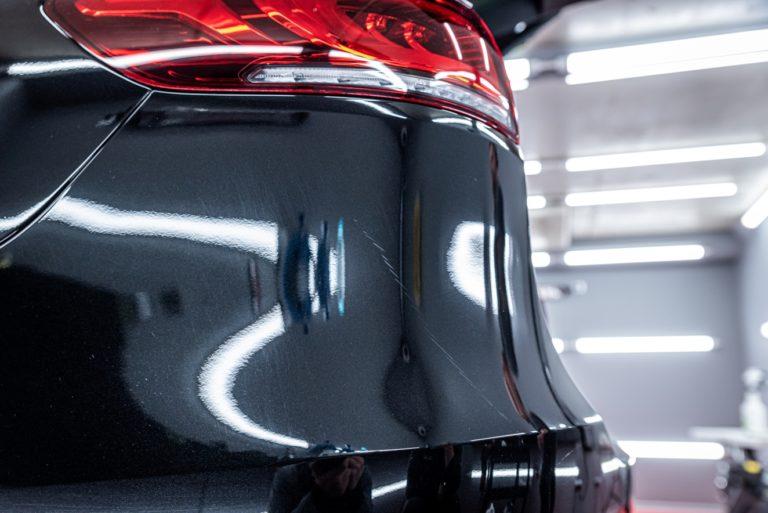 Mercedes GLS 400d 4 Matic - powłoka ceramiczna - Radom, Kielce