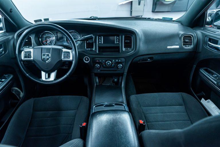 Dodge Charger - korekta lakieru + powłoka ceramiczna - Radom, Kielce
