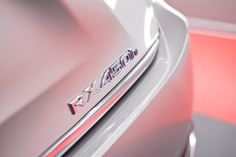 Lexus RX450h srebrny - powłoka ceramiczna - Radom, Kielce