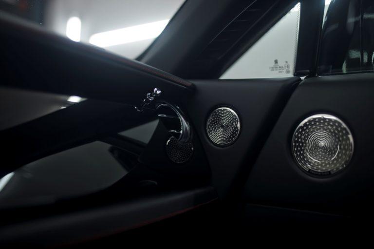 Rolls Royce Wraith - powłoka ceramiczna - Radom, Kielce