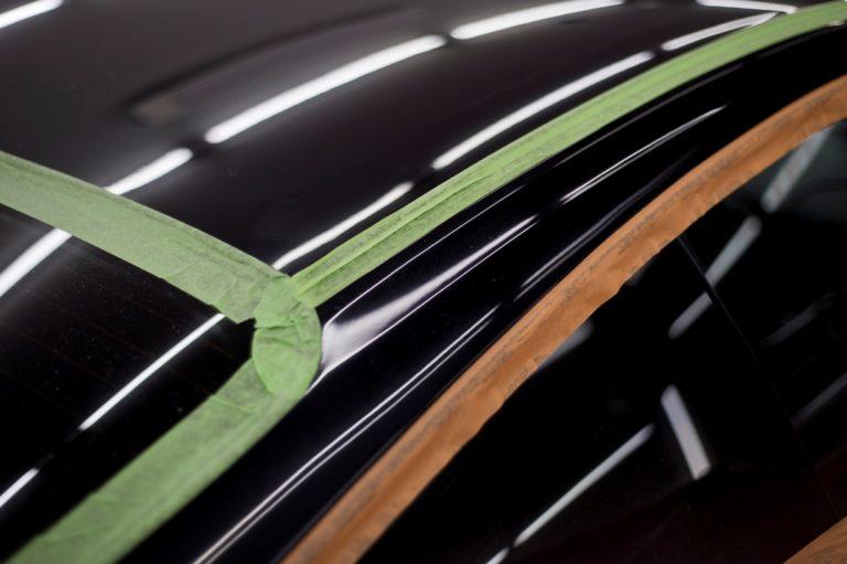 Porsche 911 - mycie detailingowe i korekta lakieru - Radom, Kielce