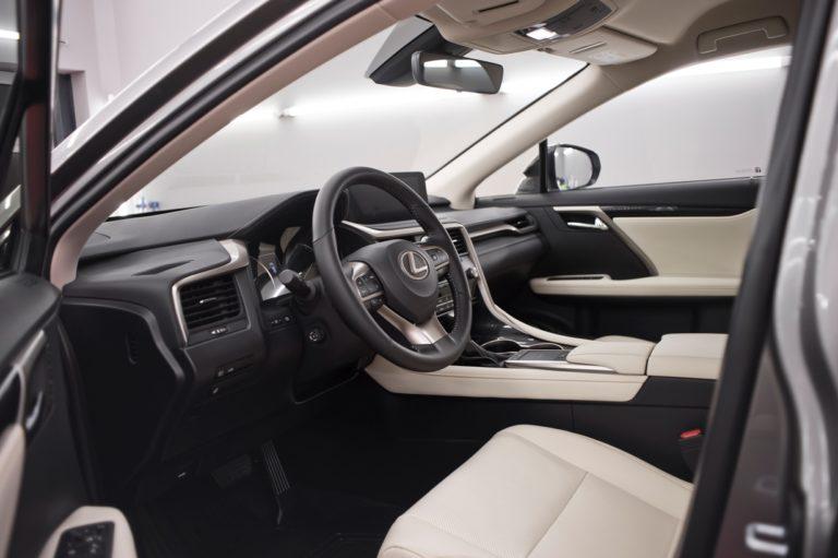Lexus RX450h - powłoka ceramiczna i folia ochronna PPF - Radom, Kielce
