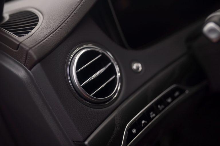 Mercedes S63 AMG - powłoka ceramiczna - Radom, Kielce