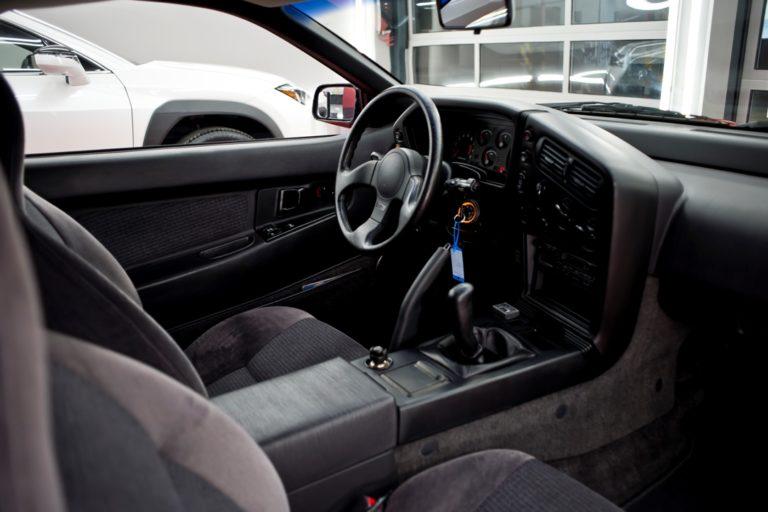 Mitsubishi Eclipse GS - mycie detailingowe i korekta lakieru - Radom, Kielce
