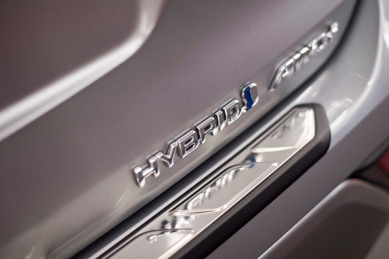 Toyota Highlander Hybrid srebrny - powłoka ceramiczna - Radom, Kielce