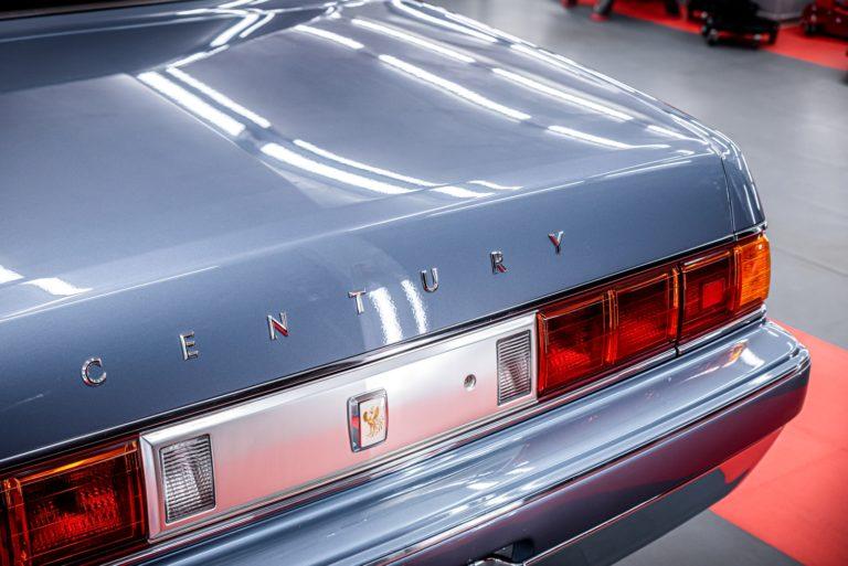 Toyota Century - powłoka ceramiczna - Radom, Kielce