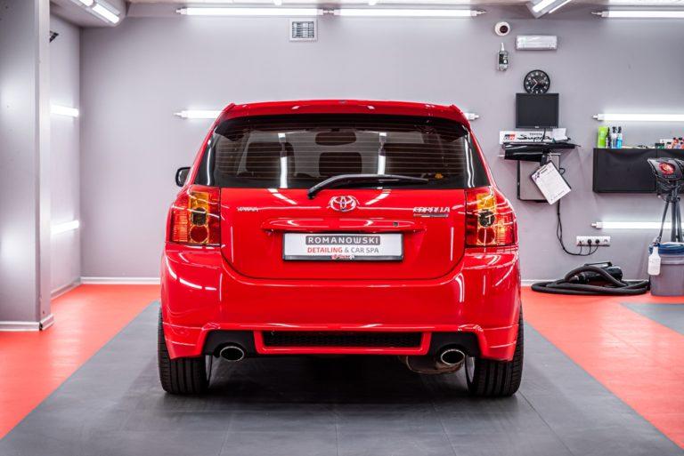 Toyota Corolla E12 TTE Compressor - powłoka ceramiczna - Radom, Kielce
