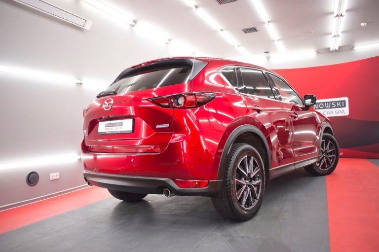 Mazda CX5 - powłoka ceramiczna - Radom, Kielce