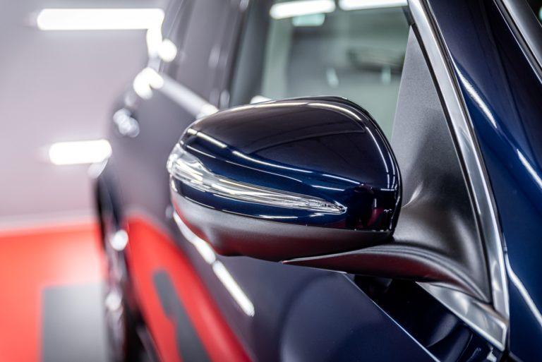 Mercedes GLE 350de - powłoka ceramiczna - Radom, Kielce