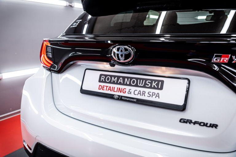 Toyota GR Yaris TRD / GR Parts - mycie detailingowe - Radom, Kielce