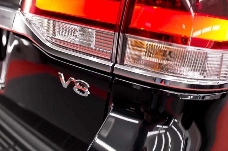 Toyota Lanc Cruiser V8 - powłoka ceramiczna - Radom, Kielce